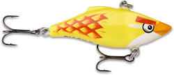 Rapala Angry Birds Rattlin' Yellow Bird