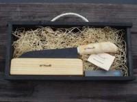Roselli japanilainen kokkiveitsi, lyhyt, lahjapakkauksessa