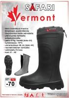 Safari Vermont -70c