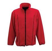 Wild Fleece-takki, punainen