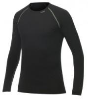 WoolPower Lite paita, musta