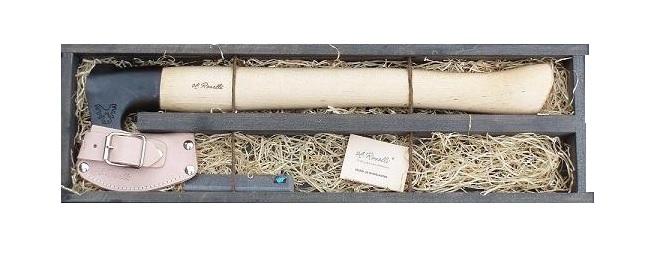 Roselli retkipiilu, pitkävartinen lahjapakkauksessa